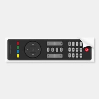 Remote Control Bumper Stickers