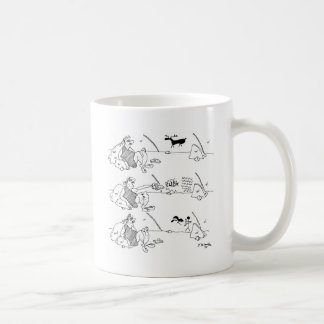 Remote Control Cartoon 5715 Coffee Mug