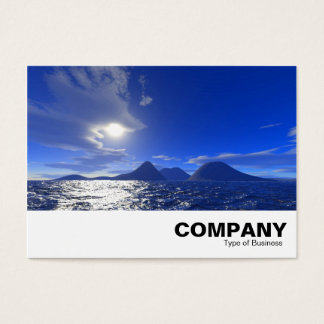 Remote Islands Business Card