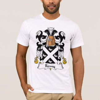 Remy Family Crest T-Shirt