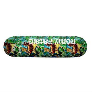 Remy Fatale Devour Fear Skateboard