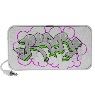 Remy Name Graffiti Speakers