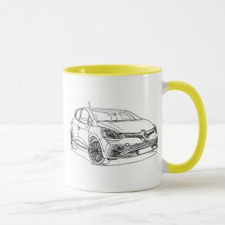 Ren Clio RS 2017 Mug