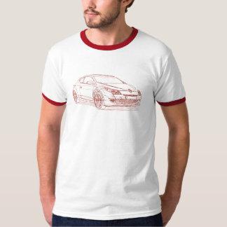 Ren Megane RS 2010 T-Shirt