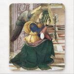 Renaissance Angel Mousepad Mouse Pad Pinturicchio