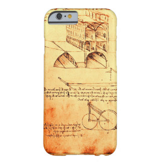 RENAISSANCE ARCHITECTURE,ARCHITECT,ENGINEER BARELY THERE iPhone 6 CASE