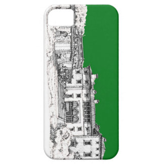 Renaissance building green barely there iPhone 5 case