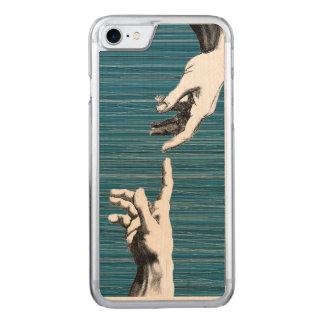 renaissance carved iPhone 8/7 case