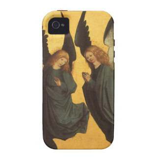Renaissance Christmas Angels, Master of Housebook iPhone 4 Cover