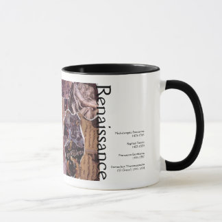 Renaissance Collage Mug 2.0