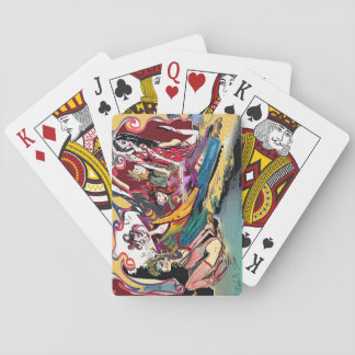 Renaissance Deco Cirque Series Playing Cards