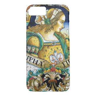 Renaissance Lady iPhone 7 Case