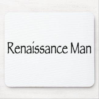 Renaissance Man Mouse Pad