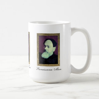 Renaissance Man Mug v3