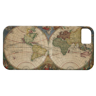 Renaissance Map Case For The iPhone 5