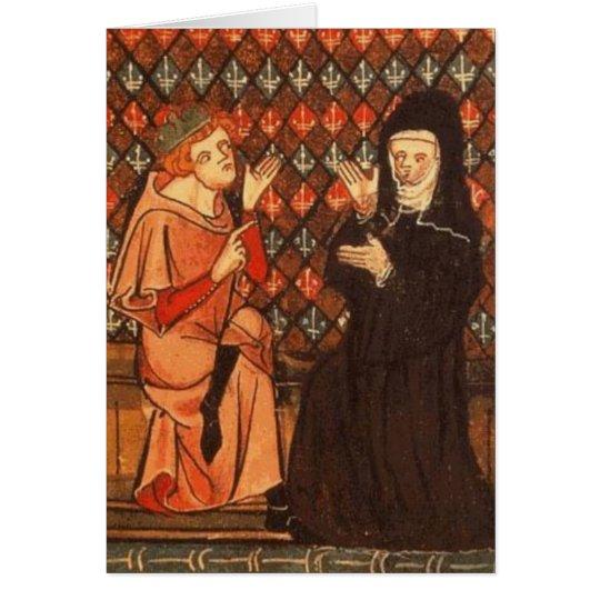 Renaissance/Mediaeval Card