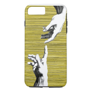 renaissance pop art michelangelo iPhone 7 plus case