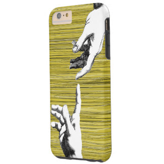 renaissance pop art michelangelo tough iPhone 6 plus case