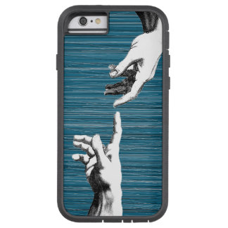 renaissance pop art michelangelo tough xtreme iPhone 6 case
