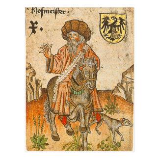 Renaissance Postcard