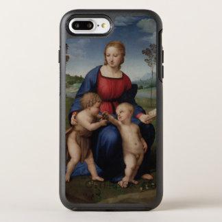 Renaissance Raphael Madonna of the Goldfinch OtterBox Symmetry iPhone 7 Plus Case