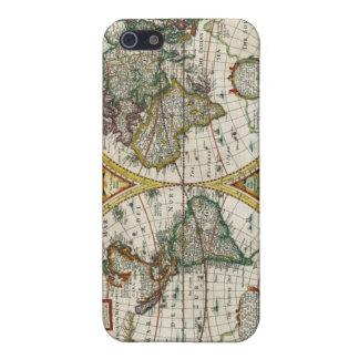 Renaissance World Map iPhone 5 Case