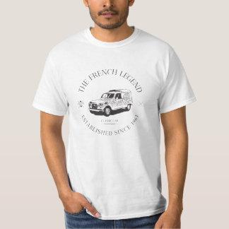 RENAULT 4L T-Shirt