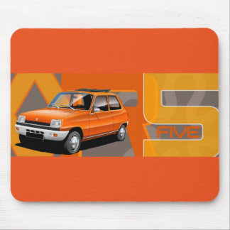Renault 5 Mouse Mat