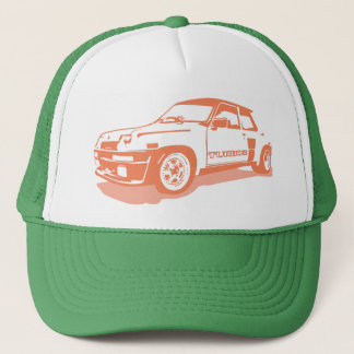 Renault 5 Turbo ap Trucker Hat