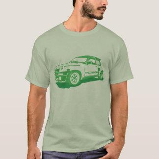 Renault 5 Turbo T-Shirt Green