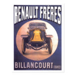 Renault Freres French Automobile Advertisement