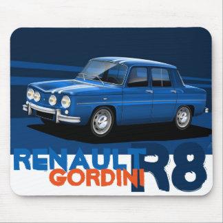 Renault R8 Gordini Mouse Mat