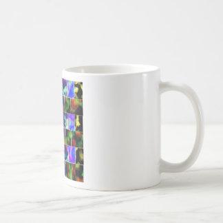 Rendered Blocks Mug