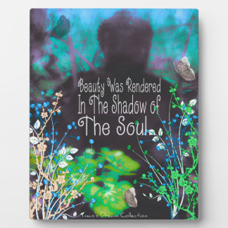 Rendered Soul Buddha Picture Plaque