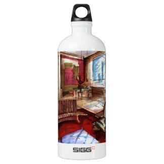 """""""Rendering"""" by Thompson Kellett SIGG Traveller 1.0L Water Bottle"""