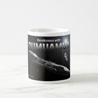 Rendezvous with Oumuamua Coffee Mug