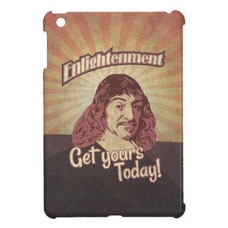René Descartes, Get Enlightenment! iPad Mini Cover
