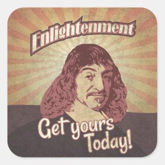 René Descartes, Get Enlightenment!