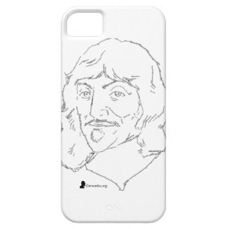 Rene Descartes iphone Case