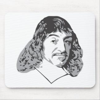 Rene Descartes Mouse Pad