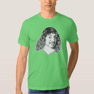 Rene Descartes Shirt