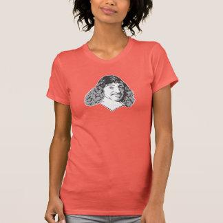 Rene Descartes Tee Shirts