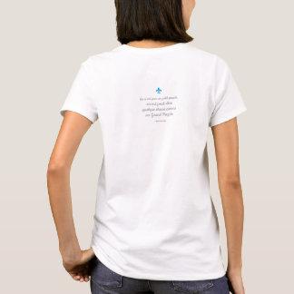 René Lévesque Grand Peuple Citation Québec Fierté T-Shirt