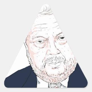 Rene Rivkin Triangle Sticker