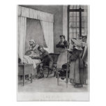 Rene Theophile Hyacinthe Laennec Poster