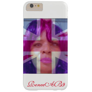ReneeAB9 English Presto Image Iphone 6/6s Barely There iPhone 6 Plus Case