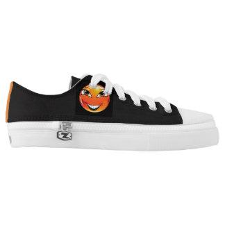 ReneeAB9 Women's Melanin Emoji Sneaker