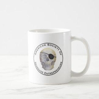 Renegade Entrepreneurs Basic White Mug