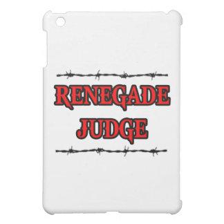 Renegade Judge iPad Mini Covers