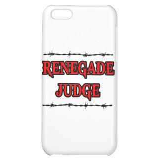 Renegade Judge Case For iPhone 5C